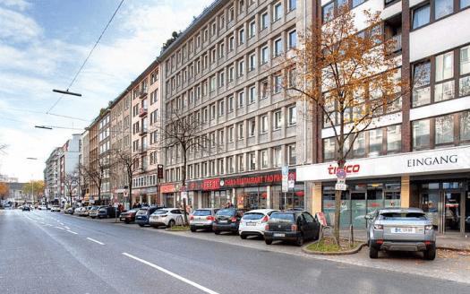 Wohn- und Geschäftshaus Düsseldorf