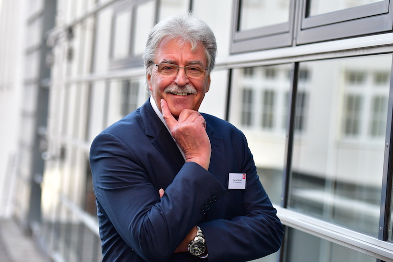 Agente inmobiliario experimentado Berlin Reinickendorf - Bernd Steidl