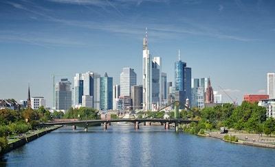 Город Франкфурт