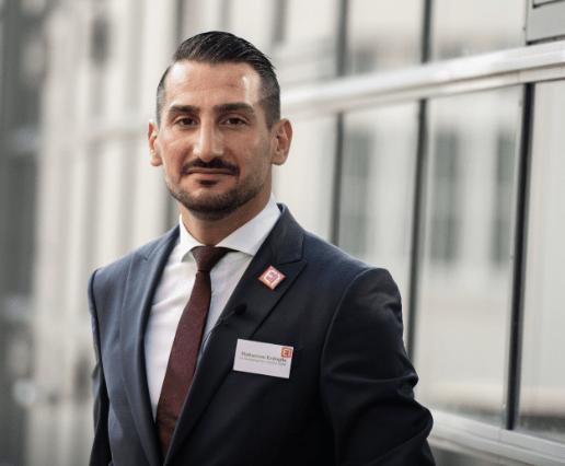 Gayrimenkul satın alma - E1 Holding - Satın alma profili - CEO Muharrem Erdoğdu